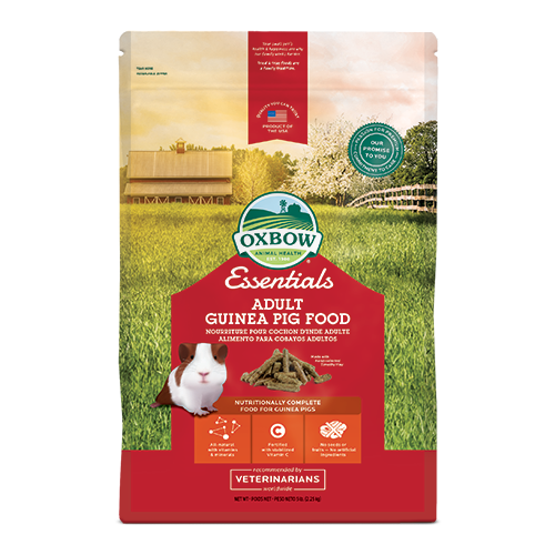 Oxbow Essentials Adult Guinea Pig Food