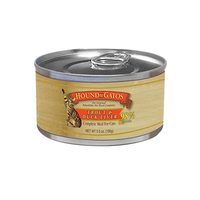 Hound & Gatos Grain Free Trout Canned Cat Food