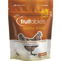 Fruitables Whole Jerky Roasted Chicken Tenders Dog Treats