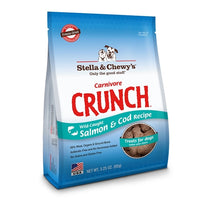 Stella & Chewy's Carnivore Crunch Salmon and Cod Recipe Dog Treats
