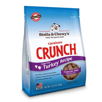 Stella & Chewy's Carnivore Crunch Turkey Recipe Dog Treats