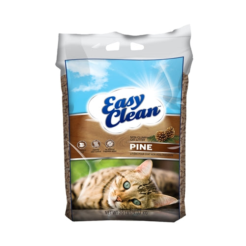 Pestell Easy Clean Pine Pellet Cat Litter
