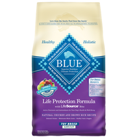 Blue Buffalo Life Protection Chicken & Brown Rice Recipe For Toy Breed Adult Dogs