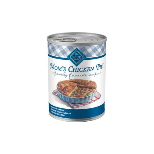 Blue Buffalo Family Favorite Recipes Moms Chicken Pie For Adult Dogs