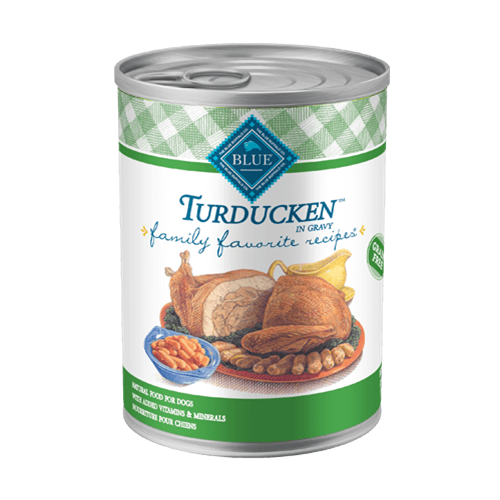 Blue Buffalo Family Favorite Recipes Turducken For Adult Dogs