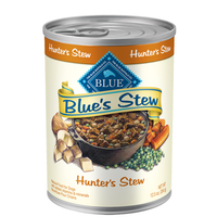 Blue Buffalo Blues Stew Hunters Stew For Adult Dogs