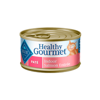 Blue Buffalo Healthy Gourmet Indoor Cat Salmon Entree