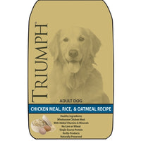 Triumph Chicken and Rice Dog Food