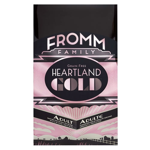 Fromm Heartland Gold Grain Free Adult