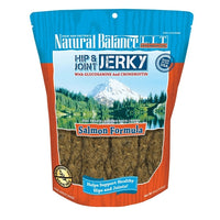 Natural Balance L.I.T. Hip & Joint Jerky Salmon Formula Dog Treats