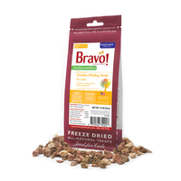 BRAVO! Healthy Medley Chicken Treats for Cats