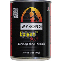 Wysong Epigen Beef Canned Cat/Dog Food