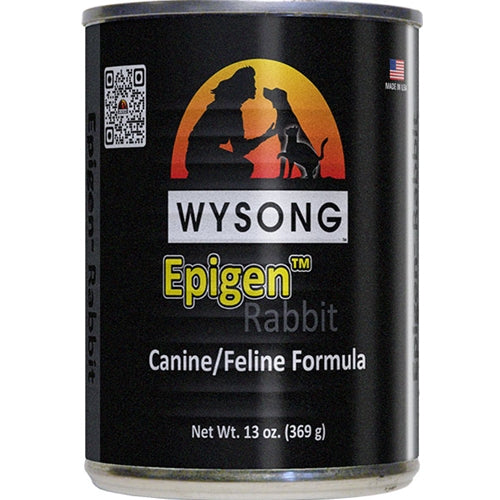 Wysong Epigen Canned Rabbit Cat/Dog Food