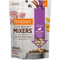 Nature's Variety Feline Raw Boost Mixer Rabbit