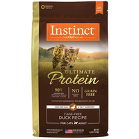 Nature's Variety Instinct Ultimate Protein Duck Formula Dry Cat Food