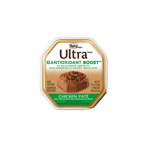 Nutro Ultra ANTIOXIDANT BOOST Chicken Pate Adult Dog Food