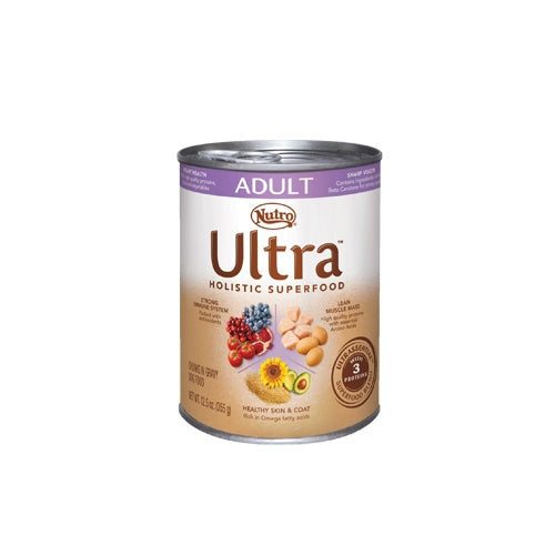 Nutro Ultra Chicken, Lamb and Salmon Adult Canned Food
