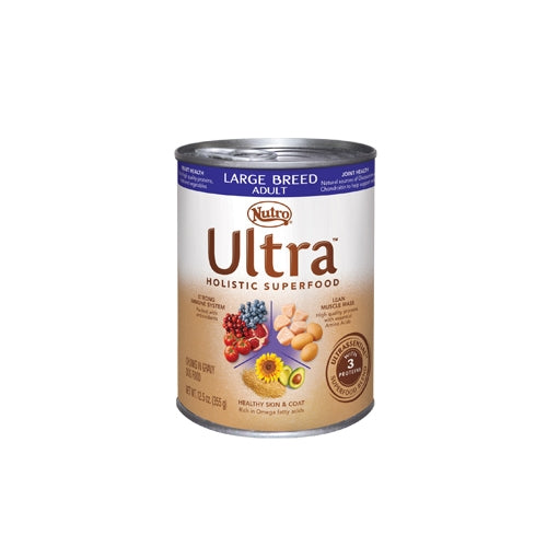 Nutro Ultra Chicken, Lamb and Salmon Large Breed Adult Adult Canned Food