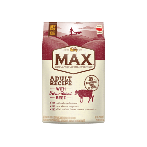 Nutro Max Beef and Rice Adult Dog Food