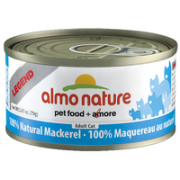Almo Nature Legend Mackerel Canned Cat Food