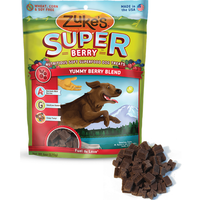 Zukes Superfood Yummy Berry Dog Treats