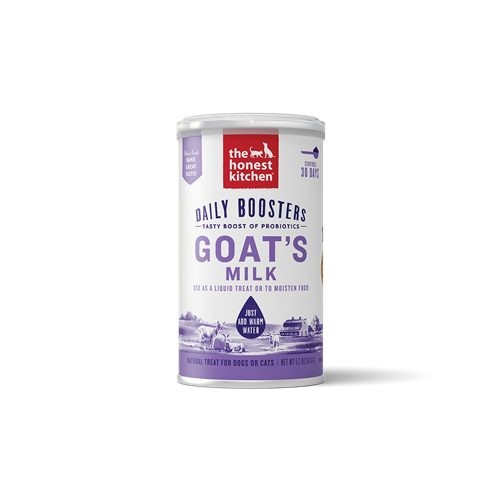 The Honest Kitchen Daily Booster Goat Milk