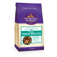 Old Mother Hubbard Mother's Solutions Fresh Breath Dog Biscuits