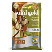 Solid Gold Grain Free Wild Heart Dry Dog Food