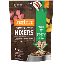 Nature's Variety Canine Raw Boost Mixer Lamb