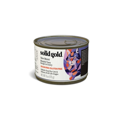 Solid Gold New Moon Canned Cat Food