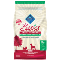 Blue Buffalo Basics Grain Free Salmon & Potato Dog Food