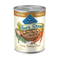 Blue Buffalo Blues Stew Tasty Turkey Stew For Adult Dogs