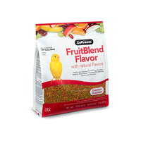 ZuPreem Fruit Blend XS Bird Food