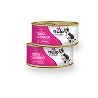 Nulo FreeStyle Grain Free Trout and Salmon Canned Cat Food