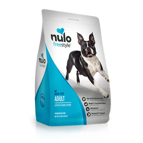 Nulo FreeStyle Grain Free Salmon and Peas Dry Dog Food