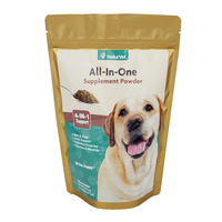 NaturVet All-In-One Supplement Powder for Dogs and Cats PFX NAN