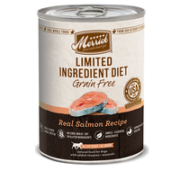 Merrick Limited Ingredient Diet - Real Salmon Canned Dog Food