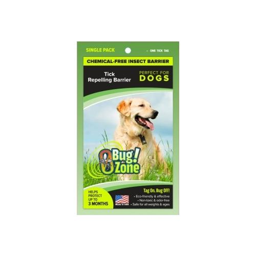 0BUGZONE! Tick for Dogs