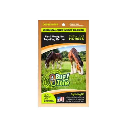 0BUGZONE! Fly/Mosquito for Horses