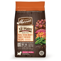 Merrick Lil Plates Grain Free Beef & Sweet Potatoes Recipe Dry Dog Food