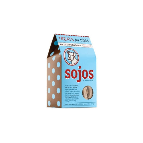 Sojos Bacon Cheddar Dog Treats