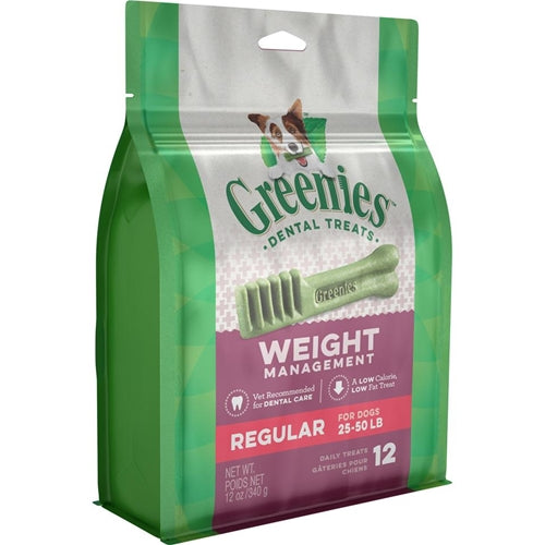 Greenies Dental Chews Weight Management for Dogs