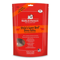 Stella & Chewy's Freeze-Dried Stella's Super Beef Dinner for Dogs