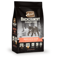 Merrick Grain Free Backcountry Pacific Catch Recipe Cat Food