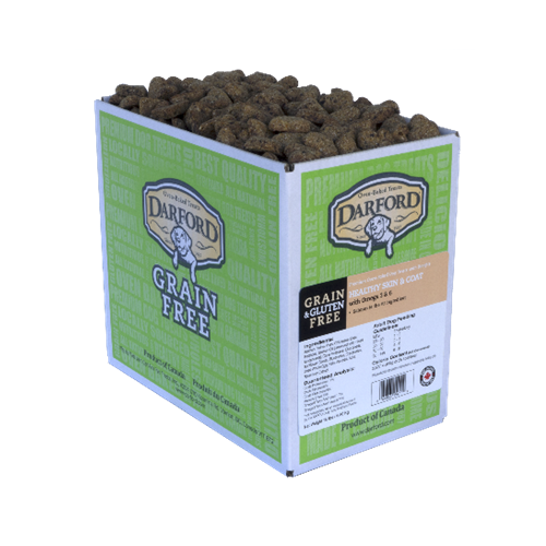 Darford Grain Free Functionals Healthy Skin and Coat Dog Treats