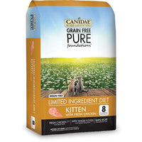 CANIDAE Grain Free PURE foundations Dry Cat Food
