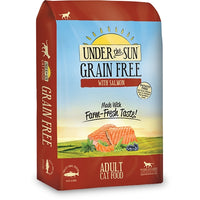 Under The Sun Grain Free Salmon Adult Dry Cat Food