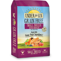 Under The Sun Grain Free Small Breed Adult Dog Food