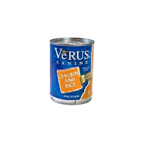 VeRUS Chicken and Rice Can Dog Food
