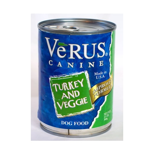 VeRUS Turkey and Veggie Can Dog Food